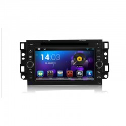 Navigatore Chevrolet Captiva Multimediale Android 4.4 M80