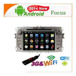 Navigatore ford Mondeo, focus Android 4.2.2 PURO ST7682