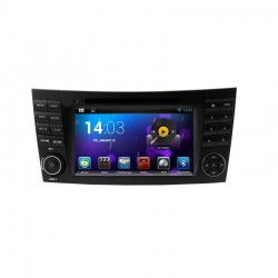 Navigatore Mercedes Classe E Multimediale M80 Android 4.4 C8090