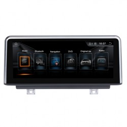 Navigatore BMW Serie 1 Serie 2 Serie 3 Serie 4 F20 F22 Android 8