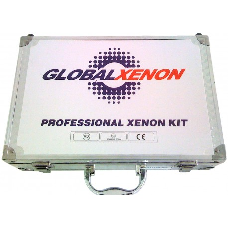 Kit Bi-Xenon H4 6000K 24V digitale can bus
